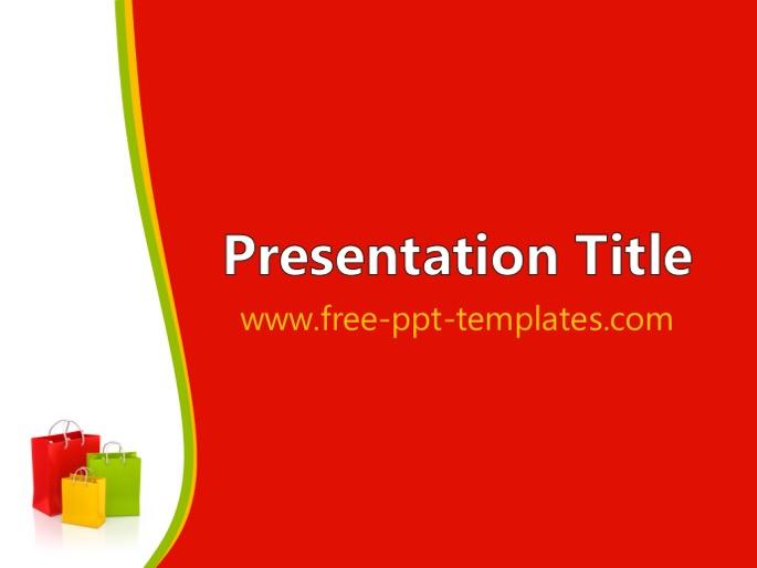 Retail ppt template toneelgroepblik Choice Image