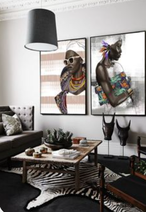 Four African Inspired Home Decor Ideas Afrodeity