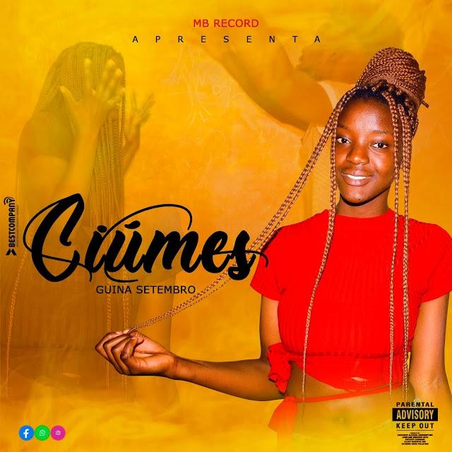 Guina Setembro - Ciúmes (Zouck Vibe) - Prod - MB Record (Download)