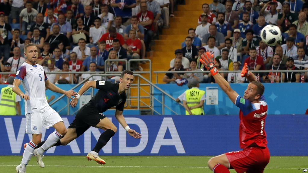 Croacia se convierte en la revelación del torneo / AP