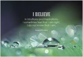 Believe (विश्वास)