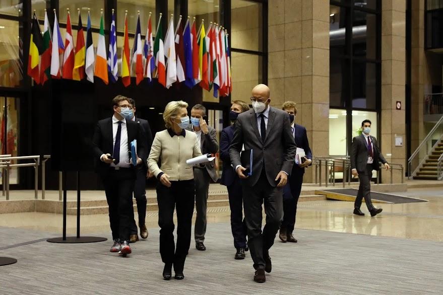 Κυρώσεις μόνον σε ιδιώτες – εταιρίες στο προσχέδιο συμπερασμάτων για τη Σύνοδο Κορυφής ΕΕ