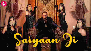 Saiyaan Ji Lyrics - Yo Yo Honey Singh