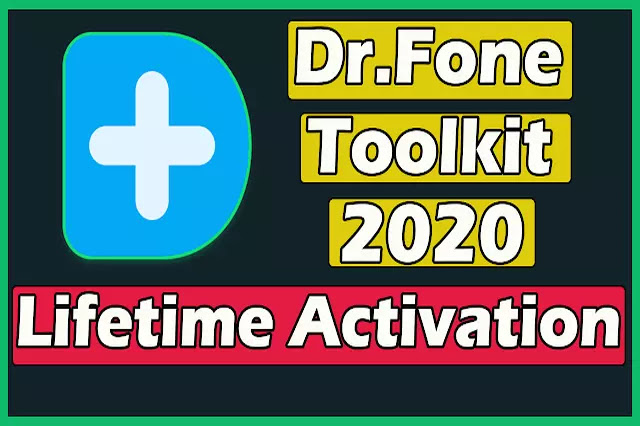 Download Dr.Fone Toolkit 2020
