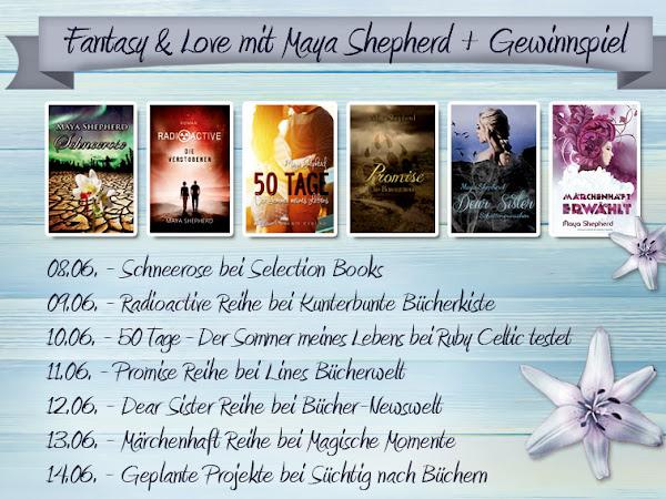 [GEWINNER] Fantasy & Love mit Maya Shepherd
