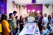 Michaela Elsiana Paruntu, Kunjungi Dan Berikan Diakonia Keluarga Berduka