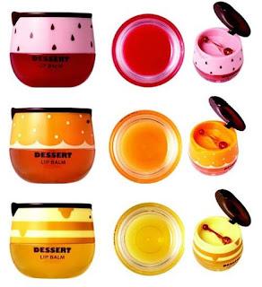 Lovely Me-Ex Dessert Lip Balm