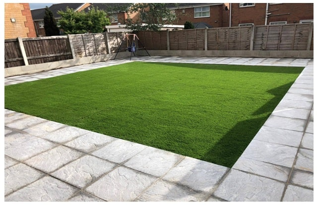 Instigate an appeal of instant greenery and warmth for your outdoors with Artificial Grass!
