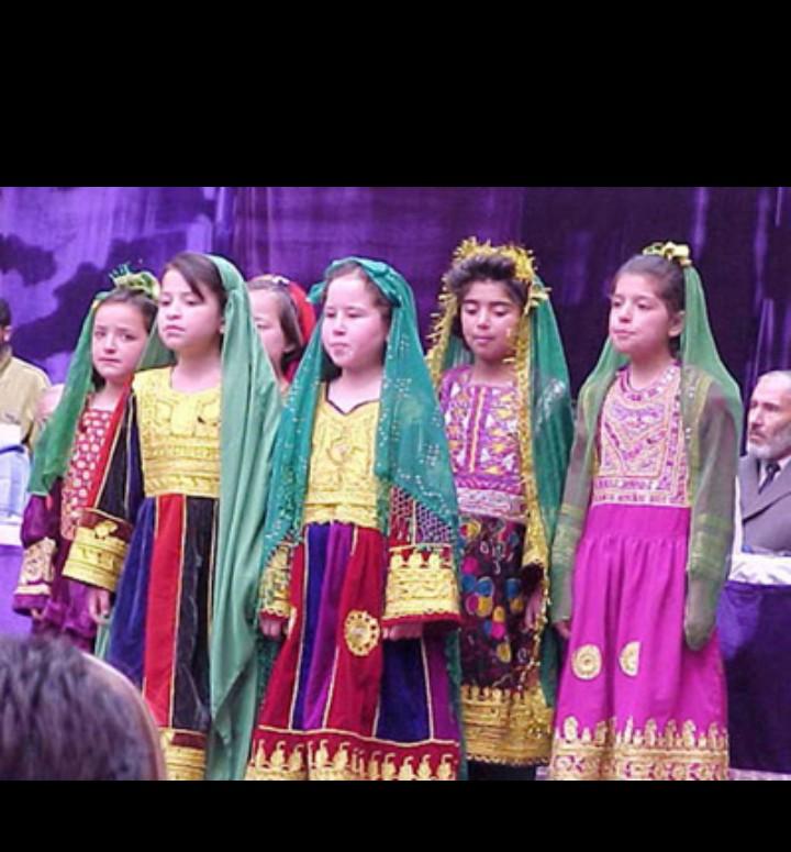 Khyber Pakhtunkhwa Culture Dress
