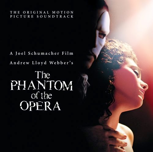 The Phantom of the Opera, Andrew Lloyd Webber