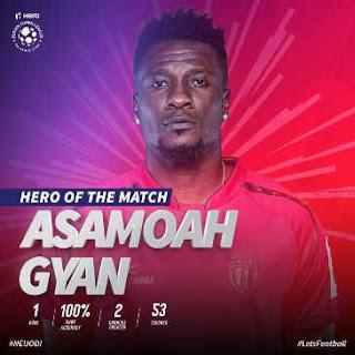 I Deserve A Proper Farewell Before I Retire – Asamoah Gyan