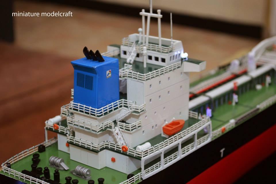tempat jual harga murah miniatur kapal tanker mt fastron milik pt pertamina jakarta indonesia planet kapal rumpun artwork