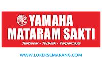 Loker September 2020 di Yamaha Mataram Sakti Area Jateng & Jatim