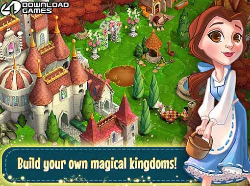 لعبة حكايات اميرات ديزني Disney Enchanted Tales