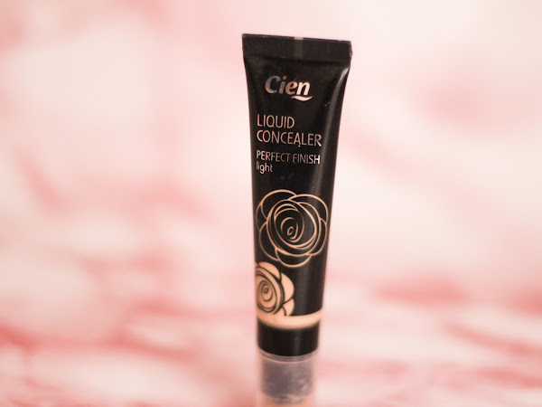 Review - Corrector Perfect Finish Cien