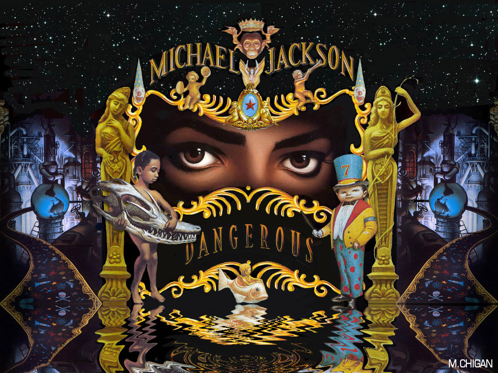 Download micheal jackson dangerous