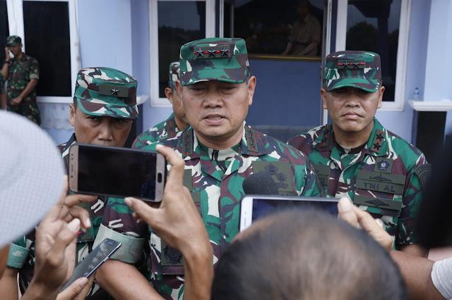 Pangkogabwilhan I: Nelayan Tidak Usah Resah Dengan Situasi Di Natuna