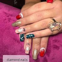 Nail arts llama