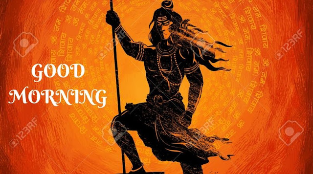 good morning images of lord shiva parvati