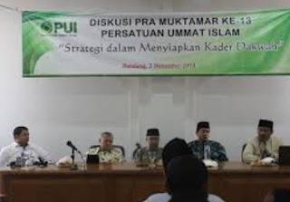 PUI Ingin Indonesia Lebih Bermartabat