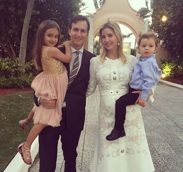 Ivanka Trump family pic, Ivanka Trump family pics