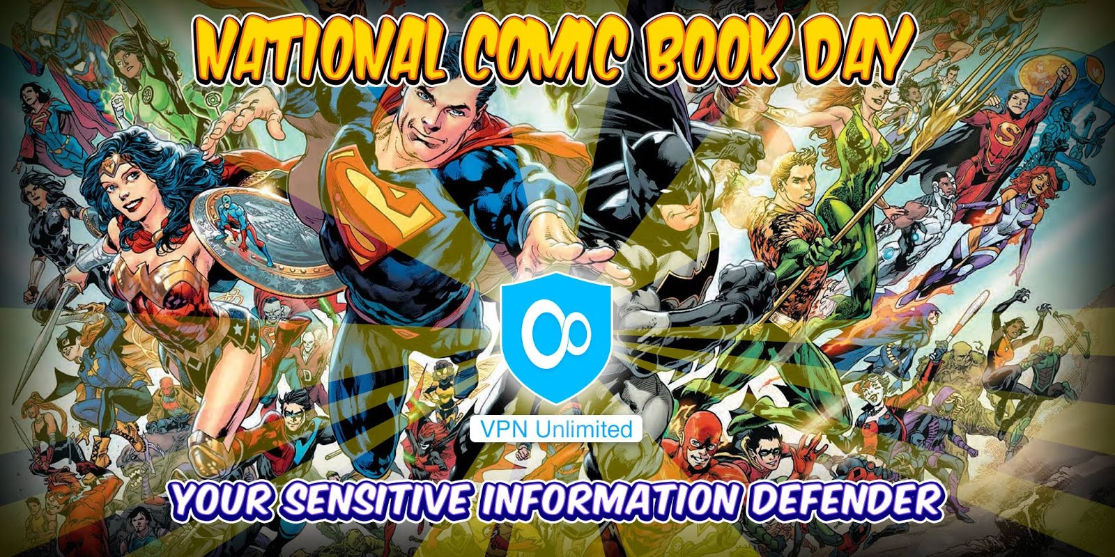National Comic Book Day Wishes Unique Image