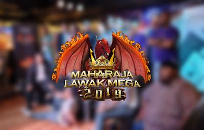 Tonton Video Maharaja Lawak Mega 2019 (Minggu 1-11)