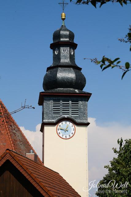 Kirchturm Bechtheim, Wonnegau