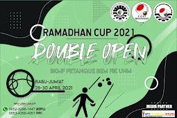 Buruan Daftar di Kejuaraan Ramadhan Cup 2021 BKMF Petanque FIK UNM