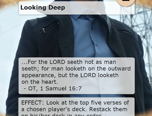 Verse Database: Looking Deep