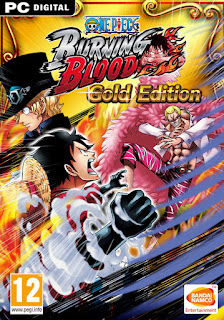 One Piece Burning Blood Gold Edition Repack CorePack