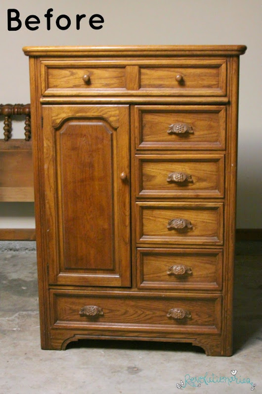 Revolutionaries: Before and After: The Oak Bedroom Set, Part 3