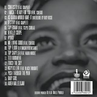 cassper nyovest refiloe album download