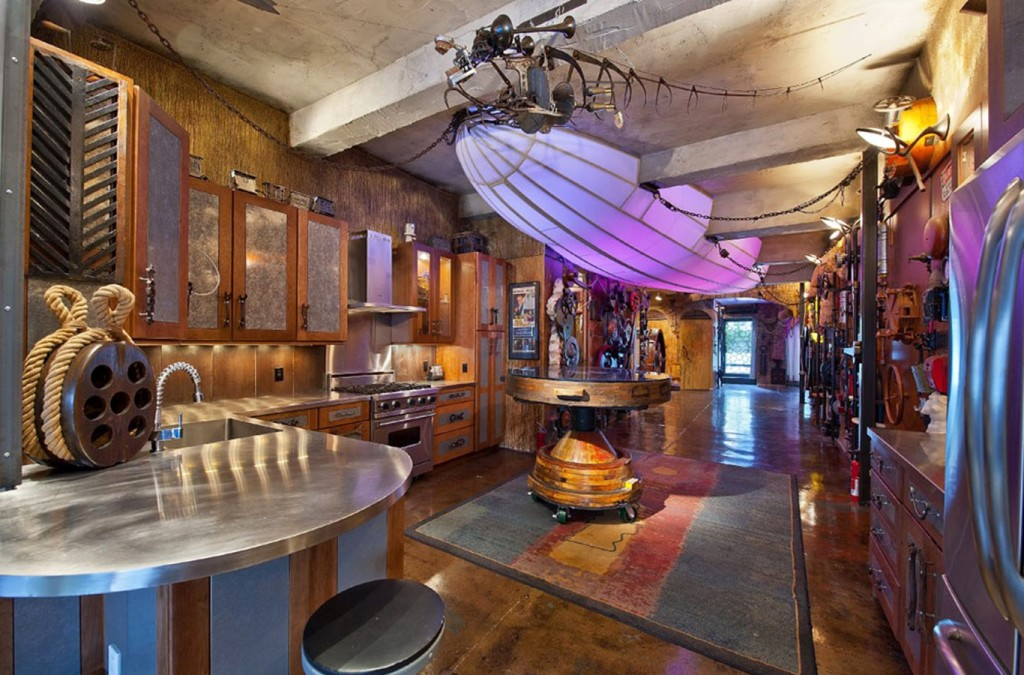 Conclusion On Designing Your Home With Steampunk Style