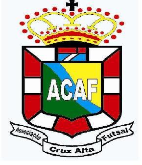 Associação Cruz Alta Futsal - ACAF vence mais uma  48328ca0d3a03