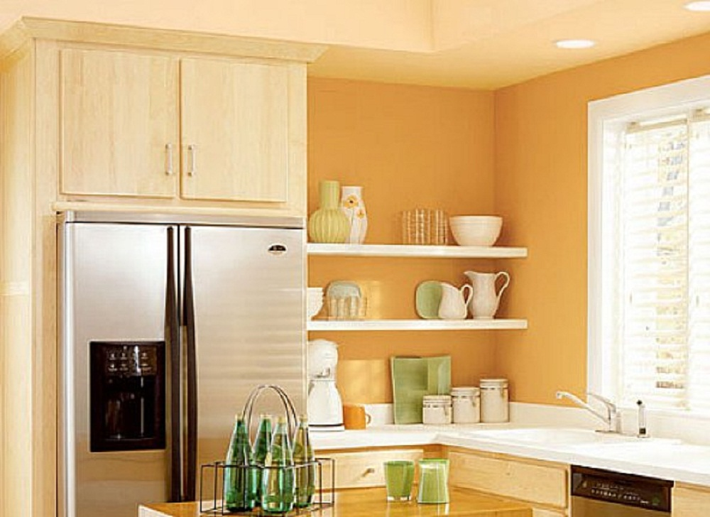 Best Design Home Small Kitchen Paint Colors Interior