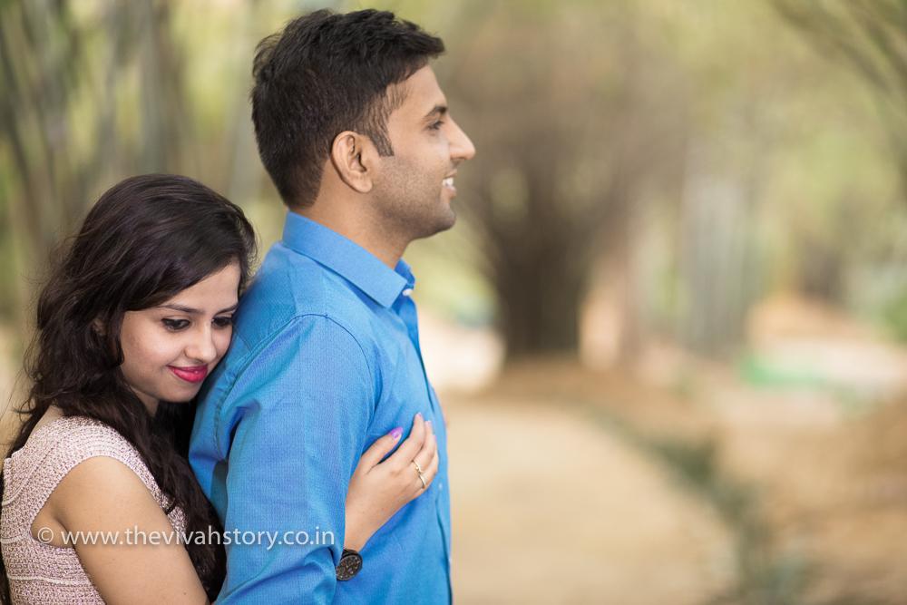 Shivangi & Harish   Pre wedding Photoshoot