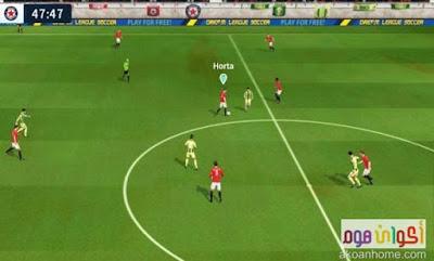 تحميل لعبة دريم ليج 2021 Dream League Soccer Apk للاندرويد برابط مباشر