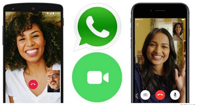 "ini Cara Pakai ""Video Call"" di WhatsApp"