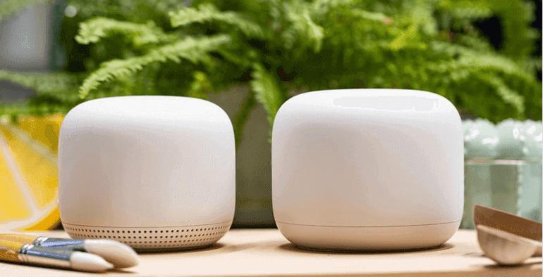 Google Nest Wifi: اختبار سريع لشبكة WiFi السريعة