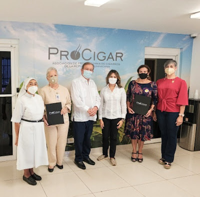 PROCIGAR realiza donaciones a instituciones sin fines de lucro