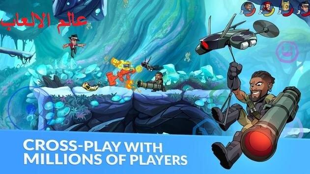 تحميل لعبة Brawlhalla آخر اصدار