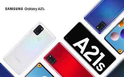 Samsung Galaxy A21s 17 जून को होगा भारत मे लॉन्च।