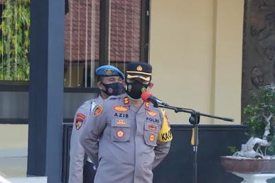 Kejahatan meningkat, Kapolres Ponorogo tingkatkan Patroli Kewilayahan