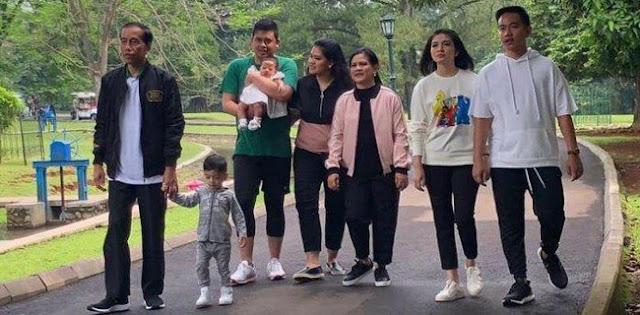 Abdullah Rasyid: Pencalonan Anak Dan Menantu Jokowi Bentuk Pelestarian Oligarki