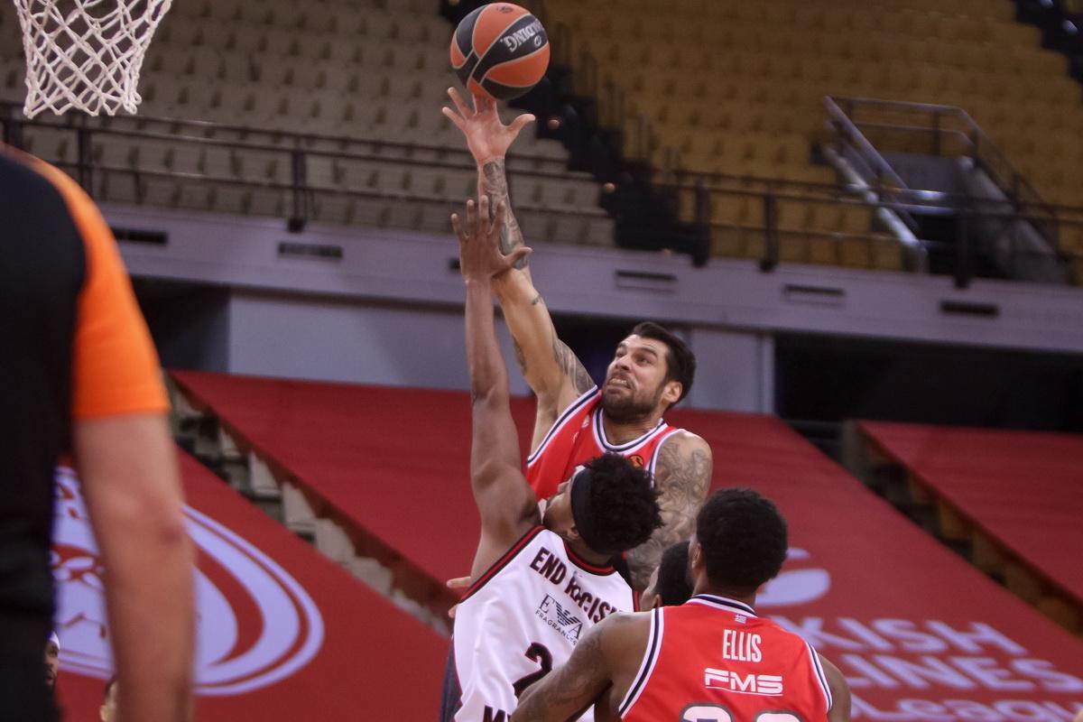 Ολυμπιακός-Αρμάνι 86-75: Τα highlights (video)