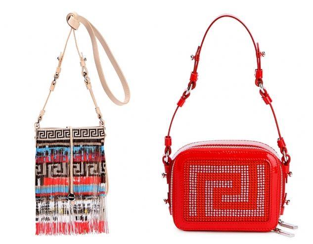 Funky Versace Handbags