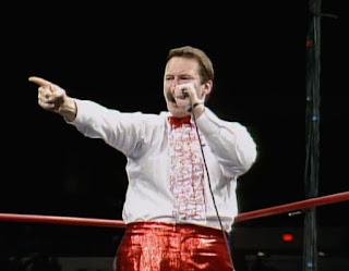 WCW / NWA Starrcade 1988 - True Gritt - Jim Cornette