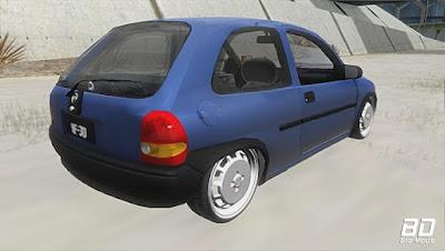 Download , Mod , Carro , Chevrolet Corsa Wind 2000 + BRW1000 para GTA San Andreas , GTA SA,  JOGO , PC