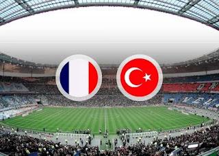 Франция - Турция: смотреть онлайн бесплатно 14 октября 2019 прямая трансляция в 21:45 МСК.
